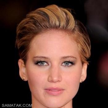 جدیدترین مدل موهای کوتاه و شینیون شده برای خانم ها