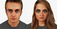 آیا میدانید در آینده چهره انسانها چگونه خواهد شد؟