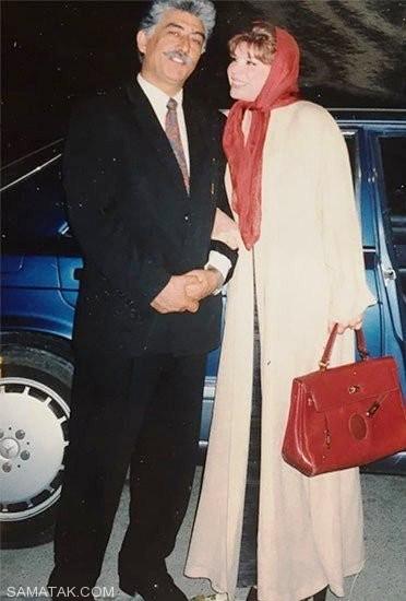 شیوا خنیاگر عکس همسر سابقش را منتشر کرد