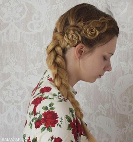 مدل موهای بافته شده برای کسانی که می خواهند خاص باشند