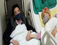 ماجرای ازدواج عاشقانه دختر چینی روی تخت بیمارستان + تصاویر