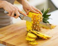 آناناس معجزه ای برای کاهش وزن و لاغری سریع