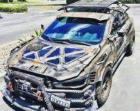 کلکسیون عکس زشت ترین و بی ریخت ترین ماشین های اسپرت دنیا