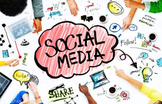 های از کسب اجتماعی شبکه درآمد