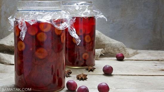 روش های نگهداری از میوه های تابستانی