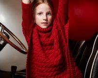 مدل لباس دخترانه پاییزه برای سن 5 تا 8 سال