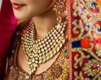 سرویس طلا عروس هندی (گالری عکس)