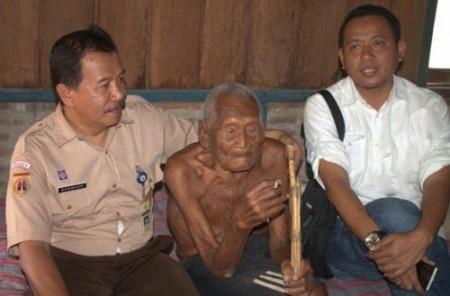 این مرد 150 ساله پیرترین انسان زنده سال 2017 است + تصاویر