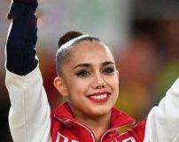عکس های دختران ورزشکار روس کاندید ملکه زیبایی