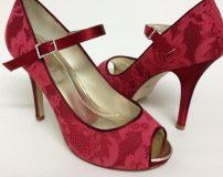 عکس مدل های جدید کفش مجلسی زنانه کار ترک