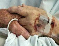 عاشق ترین زوج دنیا که در آغوش یکدیگر مردند + تصاویر