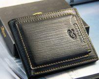 جدیدترین و شیک ترین مدل های کیف پول مردانه
