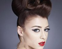 شینیون مو با جدیدترین مدل های روز دنیا