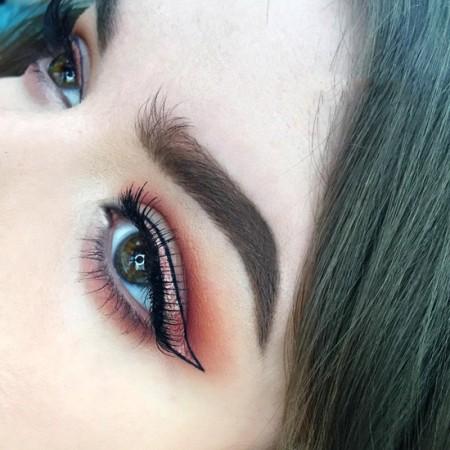 مدل سایه چشم جدید و فانتزی دخترانه