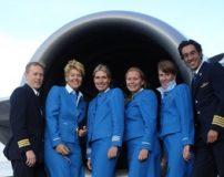 رابطه جنسی متعدد مهمانداران زن با خلبان هواپیما در حین پرواز