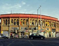عکس های دیدنی بافت قدیمی و محله های تاریخی شهر تهران