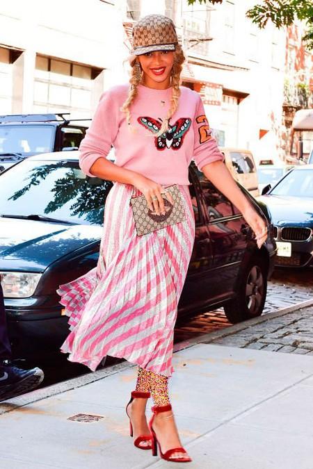 عکس شیک ترین مدل لباس های زنانه در هفته مد آمریکا