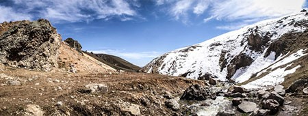 آبشار سردابه اردبیل زیباترین قطب گردشگری غرب ایران + تصاویر