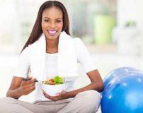 بخور نخورهای بعد از ورزش کردن