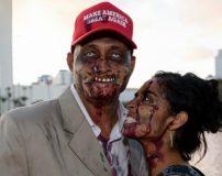 تصاویر زامبی های واقعی در آمریکا