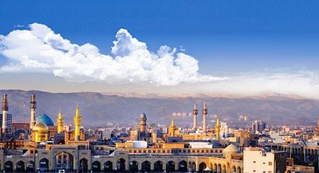 تور مسافرتی سیاحتی و زیارتی مشهد مقدس
