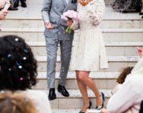 آلبوم عکس های عاشقانه شب عروسی و زفاف زوجین