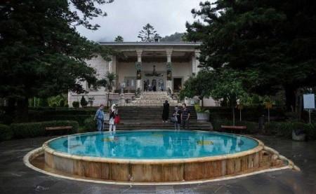 عکس های کاخ مرمر و ویلای مجلل محمدرضا شاه پهلوی در رامسر