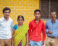 پسر 15 ساله با کتف های آهنین قویترین مرد هند شناخته شد