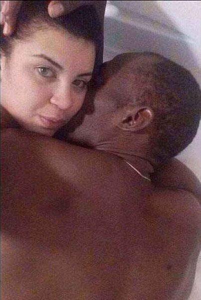 عکس های رابطه جنسی زیباترین دختر برزیل با اوسین بولت