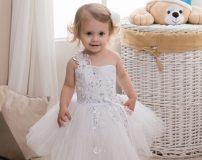 مدل لباس عروس برای دختر بچه های 3 ساله