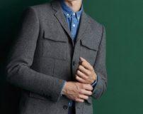 انواع مدل های کت گرم مردانه زمستانی