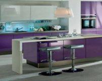 تصاویری از مدل های بار برای آشپزخانه های شیک و مدرن