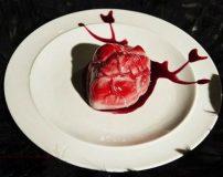 تصاویر کیک های ترسناک به شکل اعضای بدن انسان