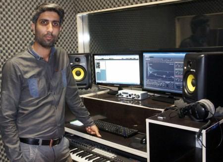 جواد دریساوی آهنگساز و خواننده ایرانی + تصاویر