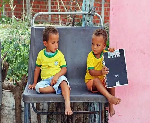 زوج برزیلی که 13 پسر با اسامی عجیب و غریب دارند + تصاویر