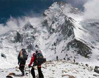 تصاویر جذاب بلندترین و خطرناک ترین قله های دنیا