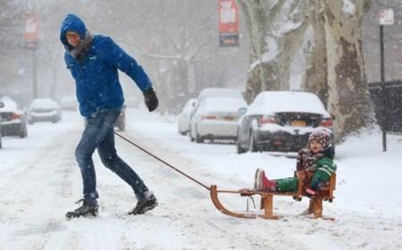 حقایق علمی جالب درباره دانه های برف