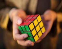 حل معمای مکعب روبیک