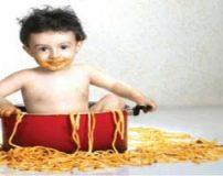 چه نوع غذایی به کودک دوساله بدهیم ؟