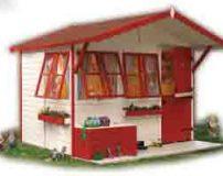 گرانقیمت ترین خانه اسباب بازی دنیا (عکس)