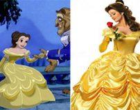 عکس های زیباترین دختران جهان شبیه شاهزاده های انیمیشنی