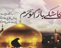 متن های زیبا درباره روز شهادت امام رضا (ع)