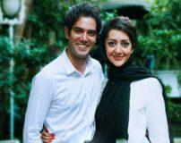 عکس های عاشقانه بازیگران با همسرانشان