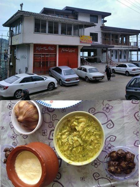 رستوران سنتی خاور خانم در رامسر با بهترین غذاهای محلی + تصاویر
