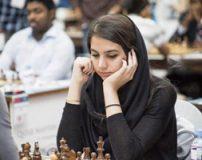 بیوگرافی سارا خادم الشریعه شطرنج باز ایران + تصاویر