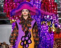 مدل لباس های عجیب و غریب در فشن شوی لندن