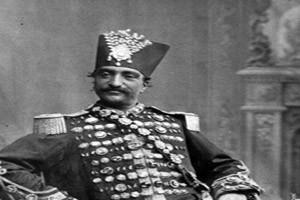 عکس خوشگل ترین دختر ناصرالدین شاه قاجار