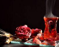 طرز درست کردن غذاهای سنتی کل ایران در شب یلدا