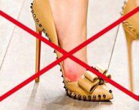 ترفند های جالب برای پوشیدن راحت تر کفش تنگ