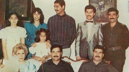 عکس های لو رفته دختر صدام پادشاه عراق